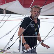 Jean-christophe Caso sur Groupe Picoty / Class 40 85