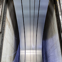 TATA Steel - Distribution Centre - NEUSS - Germany Strip Steel cutter