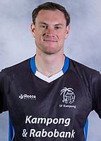 UTRECHT -   keeper Moritz Kentmann .Kampong Heren I, seizoen 2021/2022.      COPYRIGHT KOEN SUYK