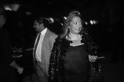 HON ANGAD PAUL AND ZAHA HADID, Dinner given by Established and Sons to celebrate Elevating Design.  P3 Space. University of Westminster, 35 Marylebone Rd. London NW1. -DO NOT ARCHIVE-© Copyright Photograph by Dafydd Jones. 248 Clapham Rd. London SW9 0PZ. Tel 0207 820 0771. www.dafjones.com.