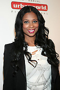 September 20, 2012- New York, New York:  Reality Series Star Jessica Williams attends the 2012 Urbanworld Film Festival Opening night premiere screening of  ' Being Mary Jane ' presented by BET Networks held at AMC 34th Street on September 20, 2012 in New York City. The Urbanworld® Film Festival is the largest internationally competitive festival of its kind. The five-day festival includes narrative features, documentaries, and short films, as well as panel discussions, live staged screenplay readings, and the Urbanworld® Digital track focused on digital and social media. (Terrence Jennings)