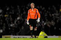 Casper Ankergren (Leeds). Southend United Vs Leeds United.Coca Cola League 1. Roots Hall. Southend. 28/10/08 Credit Colorsport/Garry Bowden