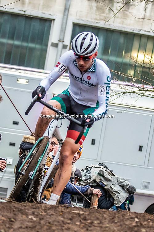 2020-01-05 Cycling: dvv verzekeringen trofee: Brussels