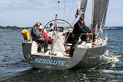 , Kiel - Kieler Woche 20. - 28.06.2015, Resolute - GER 5542