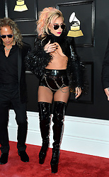 Lady Gaga attends the 59th GRAMMY Awards at STAPLES Center on February 12, 2017 in Los Angeles, CA, USA. Photo by Lionel Hahn/ABACARESS.COM    581910_129 Los Angeles Etats-Unis United States