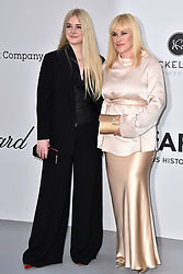 Harlow Jane-Arquette, Patricia Arquette attend the amfAR Cannes Gala 2019 at Hotel du Cap-Eden-Roc on May 23, 2019 in Cap d'Antibes, France. Photo by Lionel Hahn/ABACAPRESS.COM
