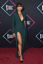 Kat Graham attends the People's Choice Awards 2018 at Barker Hangar on November 11, 2018 in Santa Monica, CA, USA. Photo by Lionel Hahn/ABACAPRESS.COM