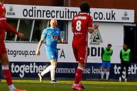 Sam Minihan. Stockport County FC 0-0 Bromley FC. Vanarama National League. Edgeley Park. 5.4.21
