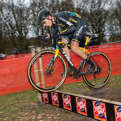 21-12-2019: Cycling : Waaslandcross Sint Niklaas