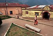 Todos Santos Indians in Todos Santos --- Image by © Jeremy Horner