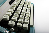 © 2008 Randy Vanderveen, all rights reserved.Grande Prairie, Alberta.Portable typewriters were the laptops of the mid 20th century.