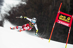 SCHEIB Julia of Austria competes during the 6th Ladies'  GiantSlalom at 55th Golden Fox - Maribor of Audi FIS Ski World Cup 2018/19, on February 1, 2019 in Pohorje, Maribor, Slovenia. Photo by Vid Ponikvar / Sportida