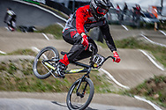 #69 (GODET Damien) FRA during round 3 of the 2017 UCI BMX  Supercross World Cup in Zolder, Belgium,