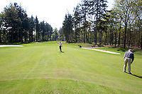 MAARSBERGEN - Golfclub Anderstein in Maarsbergen. Hole C1. COPYRIGHT KOEN SUYK