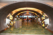 Celebrity Solstice Launch, Miami, Florida..Entrance to Tuscan Grill