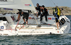 Hansen v Radich, semi final. Photo: Chris Davies/WMRT