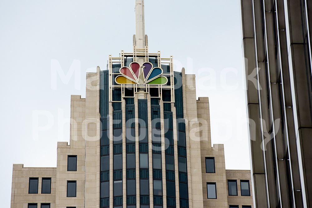 The NBC tower in Chicago, Illinois. Photo by Mark Black