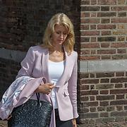 NLD/Den Haag/20180831 - Koninklijke Willems orde voor vlieger Roy de Ruiter, Mona Keizer