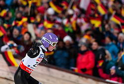 20.01.2018, Heini Klopfer Skiflugschanze, Oberstdorf, GER, FIS Skiflug Weltmeisterschaft, Einzelbewerb, im Bild Andreas Wellinger (GER) // Andreas Wellinger of Germany during individual competition of the FIS Ski Flying World Championships at the Heini-Klopfer Skiflying Hill in Oberstdorf, Germany on 2018/01/20. EXPA Pictures © 2018, PhotoCredit: EXPA/ JFK