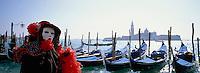 Italie, Venetie, Venise, Carnaval // Carnival, Venice, Venetie, Italy