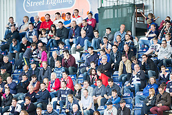 South stand.<br /> Falkirk 1v 1 Dumbarton, Scottish Championship game played 20/9/2014 at The Falkirk Stadium .