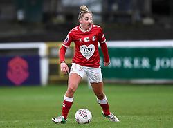 Aimee Palmer of Bristol City Women - Mandatory by-line: Ryan Hiscott/JMP - 30/01/2021 - FOOTBALL - Twerton Park - Bath, England - Bristol City Women v Brighton and Hove Albion Women - FA Womens Super League 1