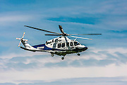 Privately owned agustawestland AW139 helicopter Photographed in Italy