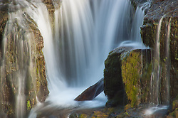 Lower Falls, Lewis River, Gifford Pinchot National Forest, Washington, US