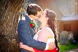 Wedding Photography at St Mary's Church, Welwyn