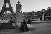 Asian couples, Paris . 9 November 2018