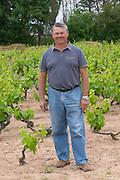 Hubert Lapierre owner domaine h lapierre beaujolais burgundy france