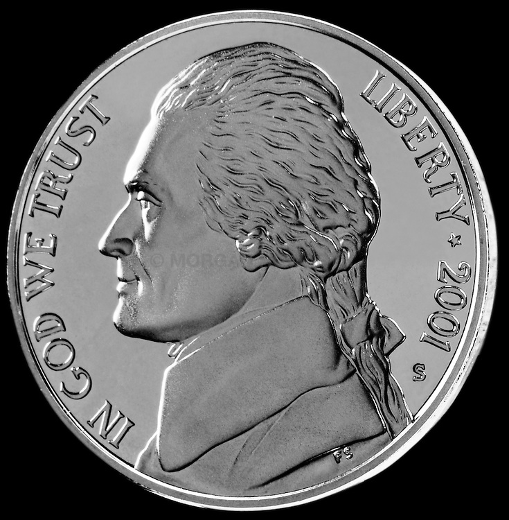 United States Coin Jefferson Nickel