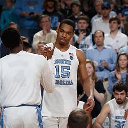 2019-02-09 Miami at North Carolina Basketball