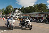 Laconia's Motorcycle Week 2013.  Karen Bobotas Photographer
