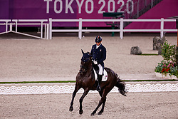 Zaza Francesco, ITA, Wispering Romance, 142<br /> Olympic Games Tokyo 2021<br /> © Hippo Foto - Stefan Lafrentz<br /> 24/07/2021