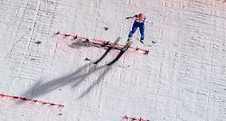 06.01.2016, Paul Ausserleitner Schanze, Bischofshofen, AUT, FIS Weltcup Ski Sprung, Vierschanzentournee, Bischofshofen, Finale, im Bild Stefan Kraft (AUT) // Stefan Kraft of Austria during his 1st round jump of the Four Hills Tournament of FIS Ski Jumping World Cup at the Paul Ausserleitner Schanze in Bischofshofen, Austria on 2016/01/06. EXPA Pictures © 2016, PhotoCredit: EXPA/ JFK