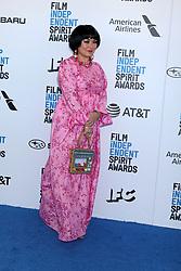 February 23, 2019 - Santa Monica, CA, USA - LOS ANGELES - FEB 23:  Gabby La La at the 2019 Film Independent Spirit Awards on the Beach on February 23, 2019 in Santa Monica, CA (Credit Image: © Kay Blake/ZUMA Wire)