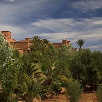 Africa, Morocco, Ait Ben Haddou.