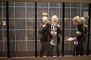 DUNCAN MACKASKILL; MILLIE PECK, Opening of Eadweard Muybridge and Rachel Whiteread exhibitions. Tate Britain. Millbank. 6 September 2010. -DO NOT ARCHIVE-© Copyright Photograph by Dafydd Jones. 248 Clapham Rd. London SW9 0PZ. Tel 0207 820 0771. www.dafjones.com.