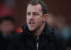 Stoke City manager Gary Rowett ahead of the Sky Bet Championship match at the bet365 Stadium in Stoke.