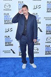 February 8, 2020, Santa Monica, Kalifornien, USA: Adam Sandler bei der 35. Verleihung der Film Independent Spirit Awards 2020 im Zelt am Santa Monica Beach. Santa Monica, 08.02.2020 (Credit Image: © Future-Image via ZUMA Press)