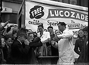 Lucozade Special  at Abbey Street, Dublin - Special for Wilson-Young.17/03/1957