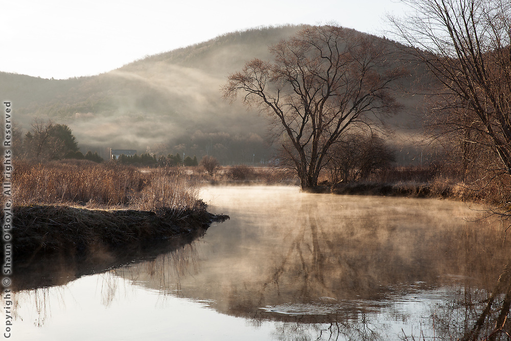 Housatonic River, Lenox, MA
