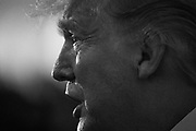 President Donald J. Trump, President of the United States of America engages with participants at the World Economic Forum Annual Meeting 2020 in Davos-Klosters, Switzerland, 21 January. Copyright by World Economic Forum/ Greg Beadle