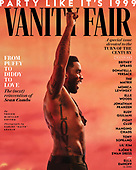 August 03, 2021 - USA: Diddy Covers Vanity Fair Magazine September Issue