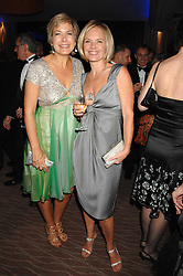 Left to right, PENNY SMITH and MARIELLA FROSTRUP at the 2007 Costa Book Awards held at The Intercontinental Hotel, One Hamilton Place, London W1 on 22nd January 2008.<br /><br />NON EXCLUSIVE - WORLD RIGHTS (EMBARGOED FOR PUBLICATION IN UK MAGAZINES UNTIL 1 MONTH AFTER CREATE DATE AND TIME) www.donfeatures.com  +44 (0) 7092 235465