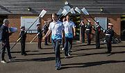 Caversham. Berkshire. UK<br /> GBR M4-. Alex GREGORY. Mo SBIHI and George NASH.<br /> 2016 GBRowing European Team Announcement,  <br /> <br /> Wednesday  06/04/2016 <br /> <br /> [Mandatory Credit; Peter SPURRIER/Intersport-images]