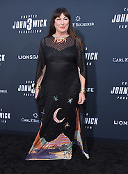 """Asia Kate Dylan at the L.A. special screening of """"John Wick: Chapter 3 - Parabellum"""" held at the TCL Chinese Theatre. 15 May 2019 Pictured: Anjelica Huston. Photo credit: O'Connor/AFF-USA.com / MEGA TheMegaAgency.com +1 888 505 6342"""