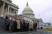 """2002 Miami Hurricanes """"Champions Day"""" at the White House, Capitol and other landmarks"""