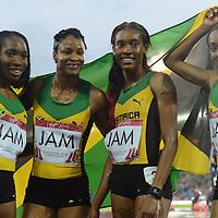 women's 4x400m